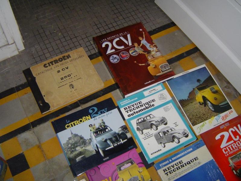 Ma collection d'objets CITROEN et d'objets à l'effigie de la 2 CV !!! Dsc00215