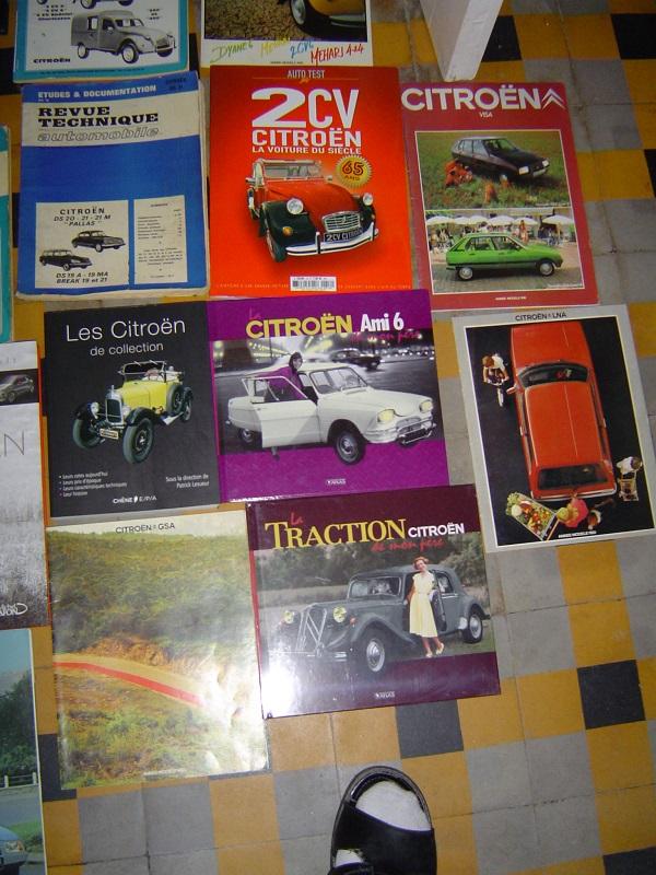 Ma collection d'objets CITROEN et d'objets à l'effigie de la 2 CV !!! Dsc00217