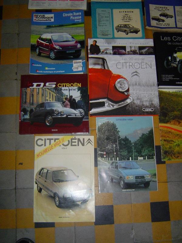 Ma collection d'objets CITROEN et d'objets à l'effigie de la 2 CV !!! Dsc00218