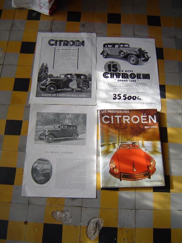 Ma collection d'objets CITROEN et d'objets à l'effigie de la 2 CV !!! Dsc00510