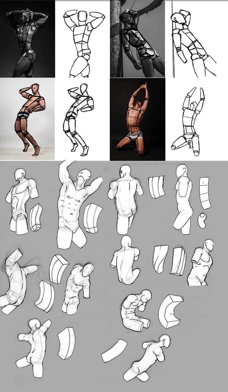 Phaeris Croquis et Trainings Sans_t12