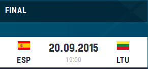 5-20 Septiembre - Eurobasket masculino Euroba19