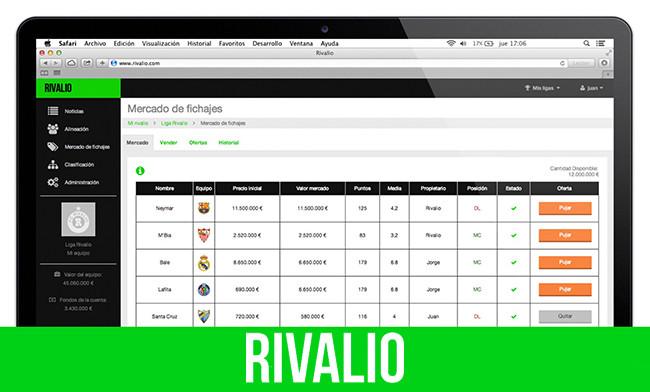 31 Diciembre - Campeón de Invierno de Rivalio Rivali10