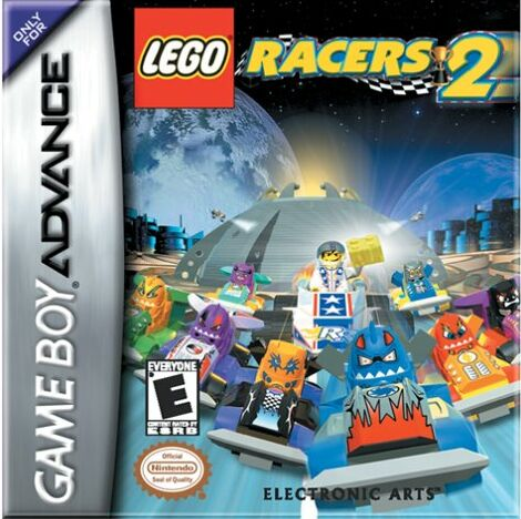 LEGO Racers 2 020210