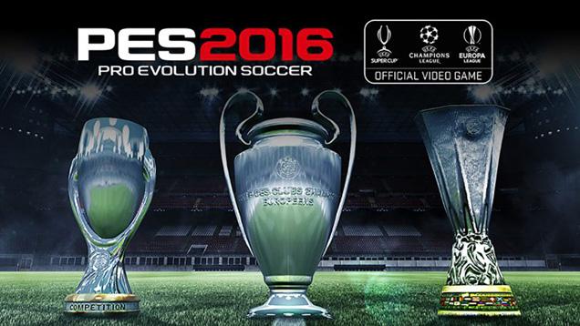 Pro Evolution Soccer 2016 (PES) 20150611