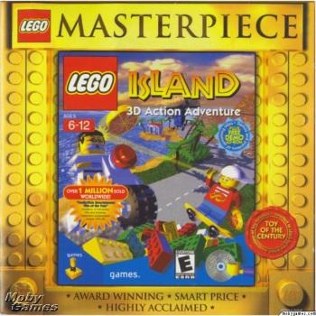 LEGO Island 32910
