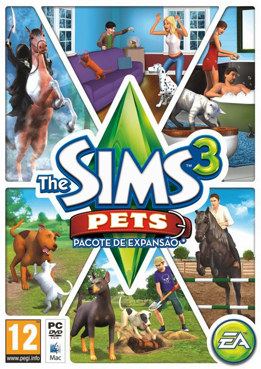 The Sims 3 Pets Capa_t11