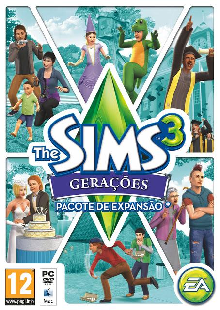 The Sims 3 Gerações Capage11