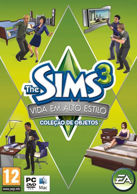 The Sims 3 Vida em Alto Estilo Cidade10