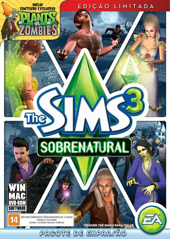 The Sims 3 Sobrenatural Packsh10