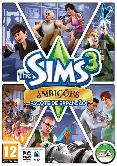 The Sims 3 Ambições Packsh12