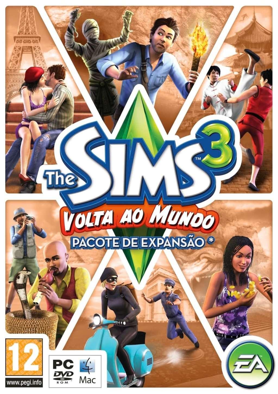 The Sims 3 Volta ao mundo Sims3w10