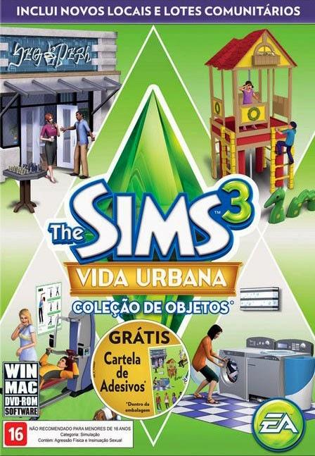 TS3 Vida urbana The-si10