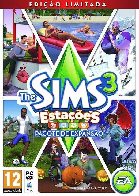 The Sims 3 Estações The-si12