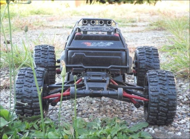 E-Revo's 1/16 Brushless 3S (380/540) - Page 19 1110