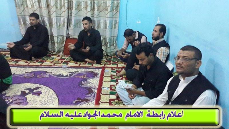 زيارة عائلة الشهيد احمد هيال الدريعي 11853810