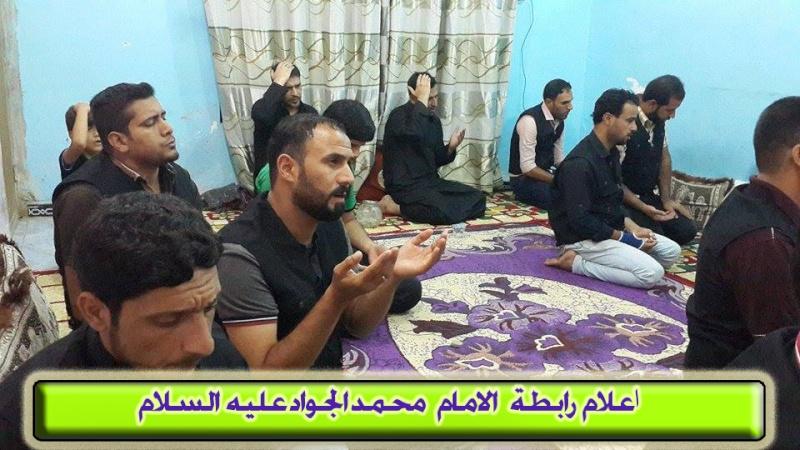 زيارة عائلة الشهيد احمد هيال الدريعي 11854010