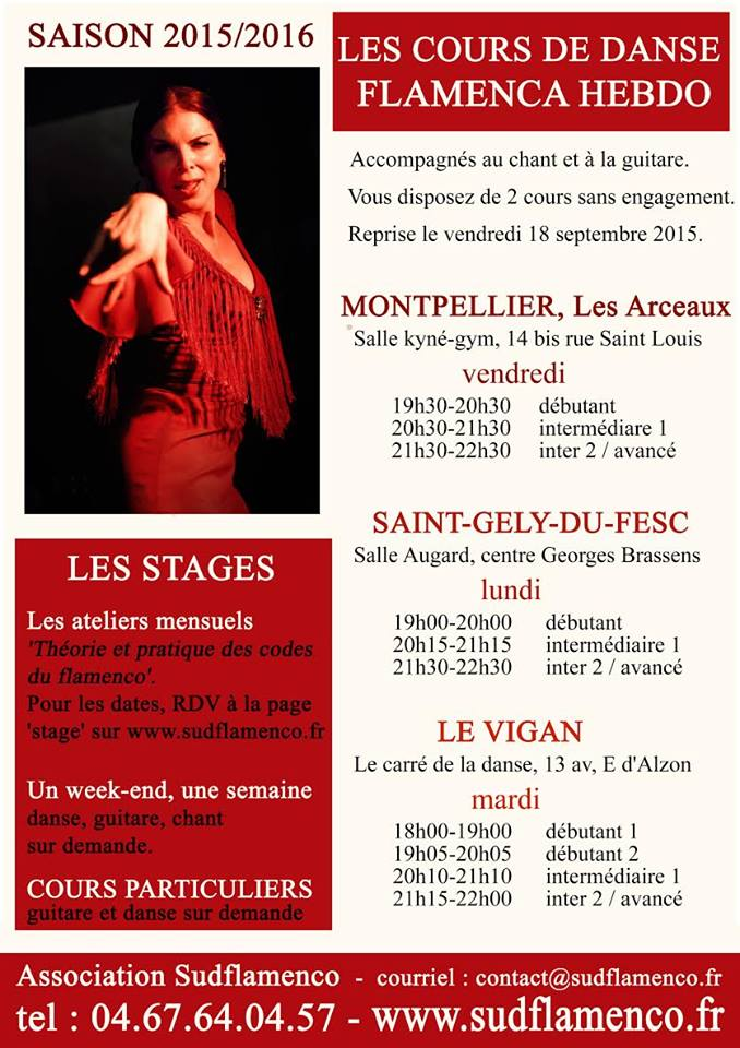 cours de flamenco Cours10