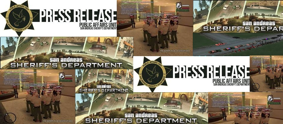 San Andreas Sheriff Department