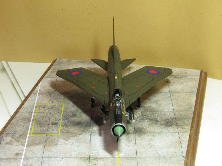 Airfix 1/72 Lightning F2A Img_0420