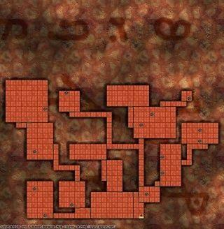 Temple Perdu du Feu : Rank A Donjon10