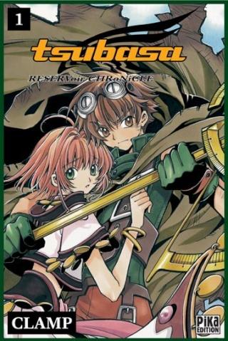 Tsubasa Reservoir Chronicle  Tome_122