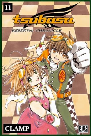 Tsubasa Reservoir Chronicle  Tome_125