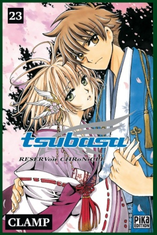 Tsubasa Reservoir Chronicle  Tome_220