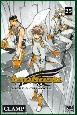 Tsubasa Reservoir Chronicle  Tome_222