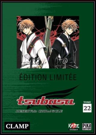 Tsubasa Reservoir Chronicle  Tome_227