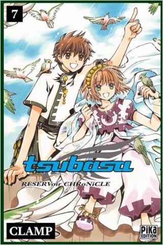 Tsubasa Reservoir Chronicle  Tome_712