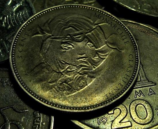 [REALISATION] défi de la monnaie de Castl clash 5cts_b12