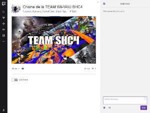Chaine TWITCH Twitch10