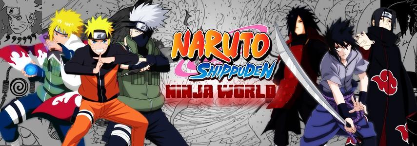 Naruto Ninja World