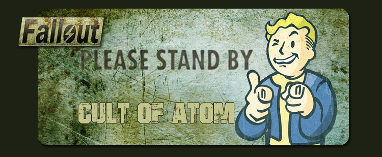 Fallout : Cult of Atom