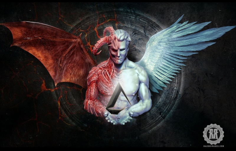 RPG démons, anges & humains.