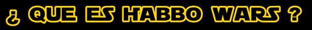 ¿Qué es Habbo Wars? Quees10