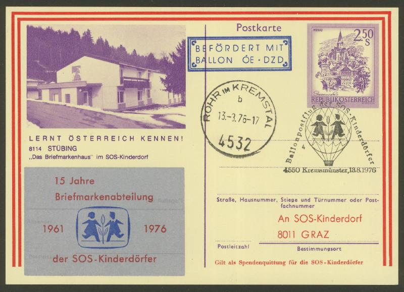 """Wertstempel """"Schönes Österreich"""" - Zudrucke auf Ganzsachen - Seite 2 P_439_10"""