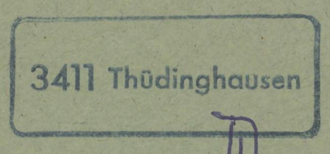 nach - Deutschland  -  Landpoststempel (Poststellenstempel) - Seite 2 Thydin10