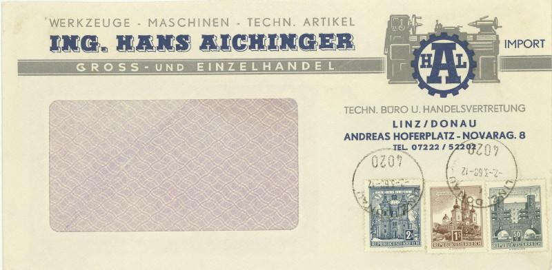 Werbeumschläge und -karten aus Österreich - Seite 4 Werkze10