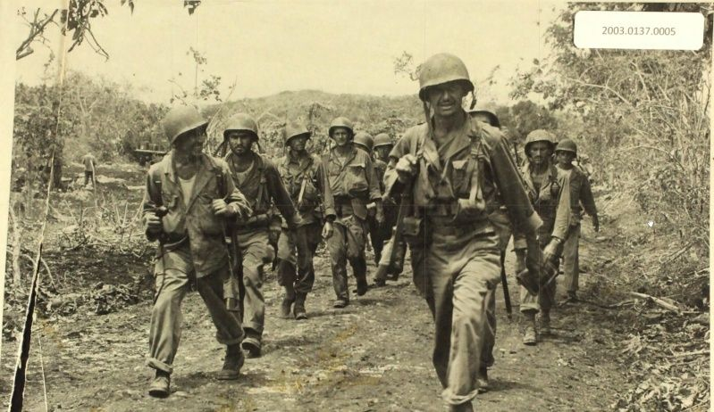 27th I.D US les oubliés du Pacifique Captur11