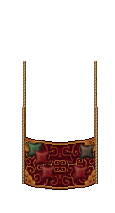 Un tapis et un petit hamac suspendu  Hamaqu10