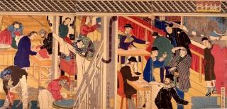 Les conséquences de l'ouverture du Japon (automne 1831) 1200px10