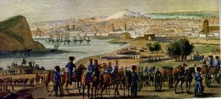 Débarquement libéral à Porto (1833) 25cheg10