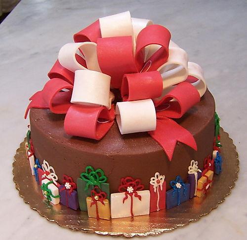 Gâteaux de Noël Gateau11
