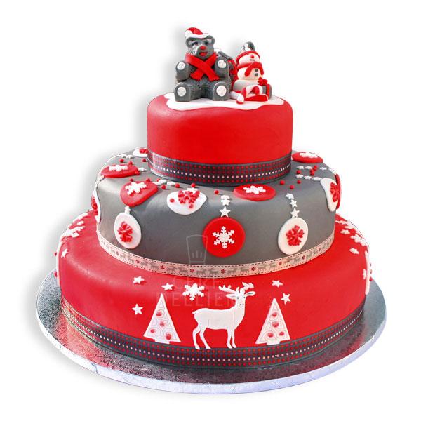 Gâteaux de Noël Gateau12