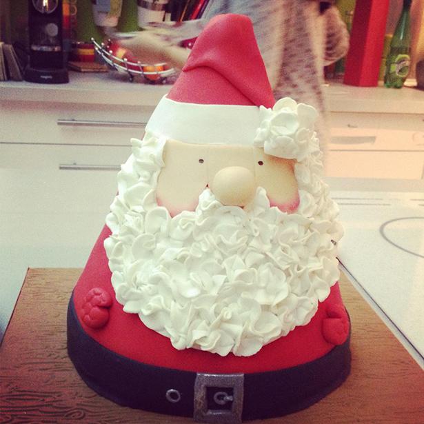 Gâteaux de Noël Gateau13