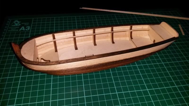 HMS Endeavour's Longboat 20150910