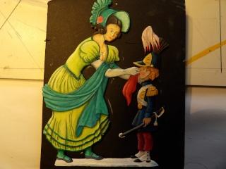 Le petit lancier et sa mère Imgp0010