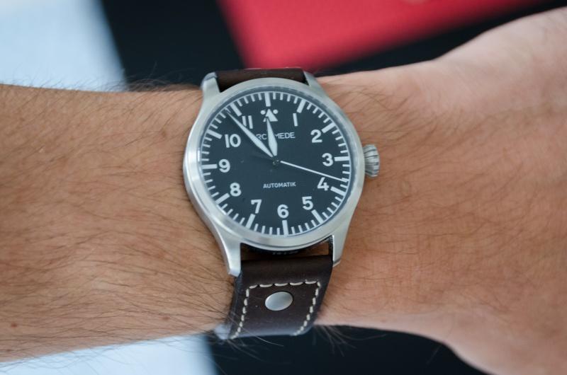 Première montre pour 30 ans < 1000 euros (Archimede ?) Dsc_7211